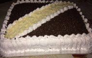 bolo de chocolate alpino de aniversario