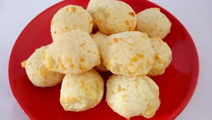pão de queijo super fácil