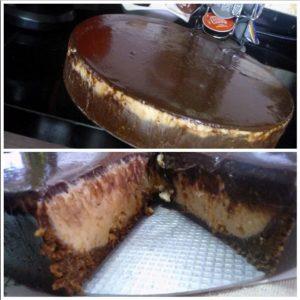torta de chocolate facil