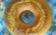bolo de milho com coco de liquidificador