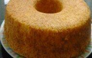 bolo de milho com flocao