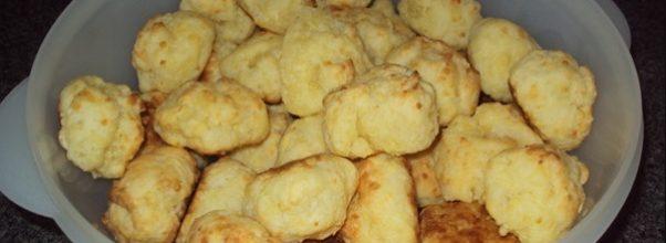 pao de queijo facil e fofinho