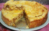 torta de atum simples de liquidificador
