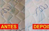 Aprenda como limpar colchão de espuma ou mola