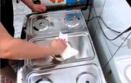 Aprenda como Limpar fogão e deixá-lo novinho em folha!