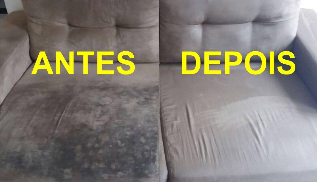 Aprenda como Limpar sofás encardidos e com manchas difíceis de sair.