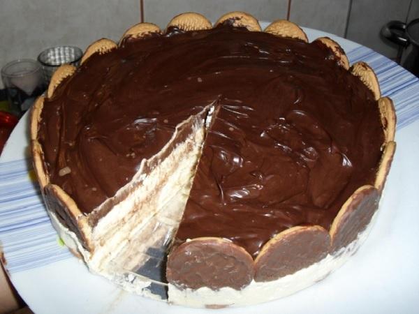 Torta Holandesa Rápida de Liquidificador