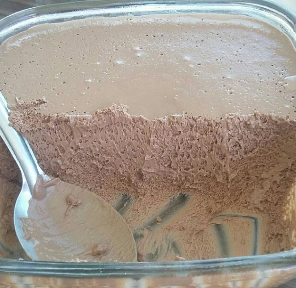 Mousse de Chocolate com 3 Ingredientes