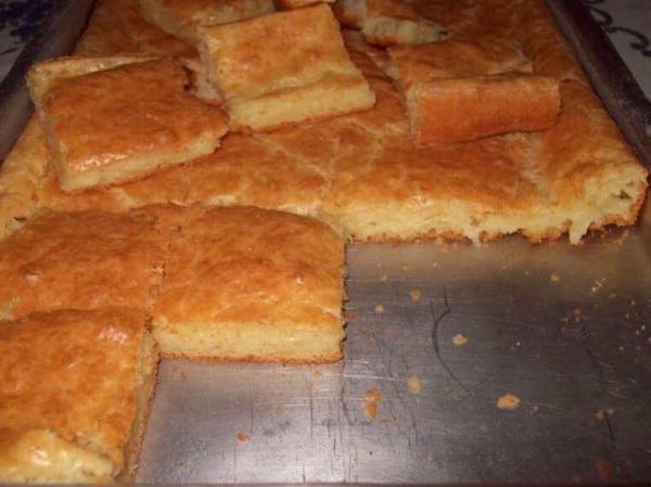 Pão de Queijo de Forma com Mussarela