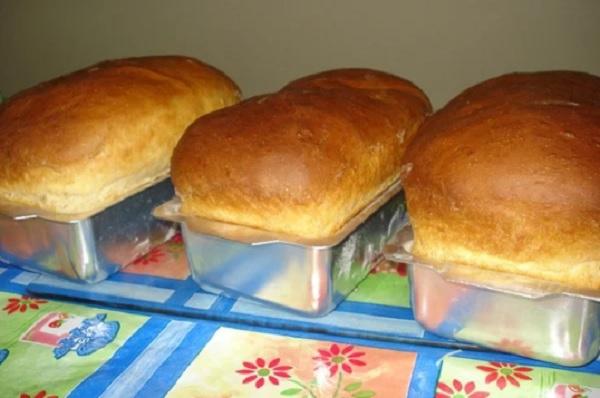 pão fácil