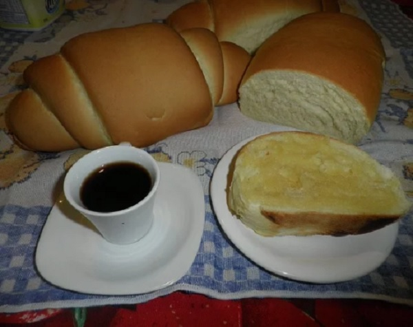 pão caseiro super macio da bety