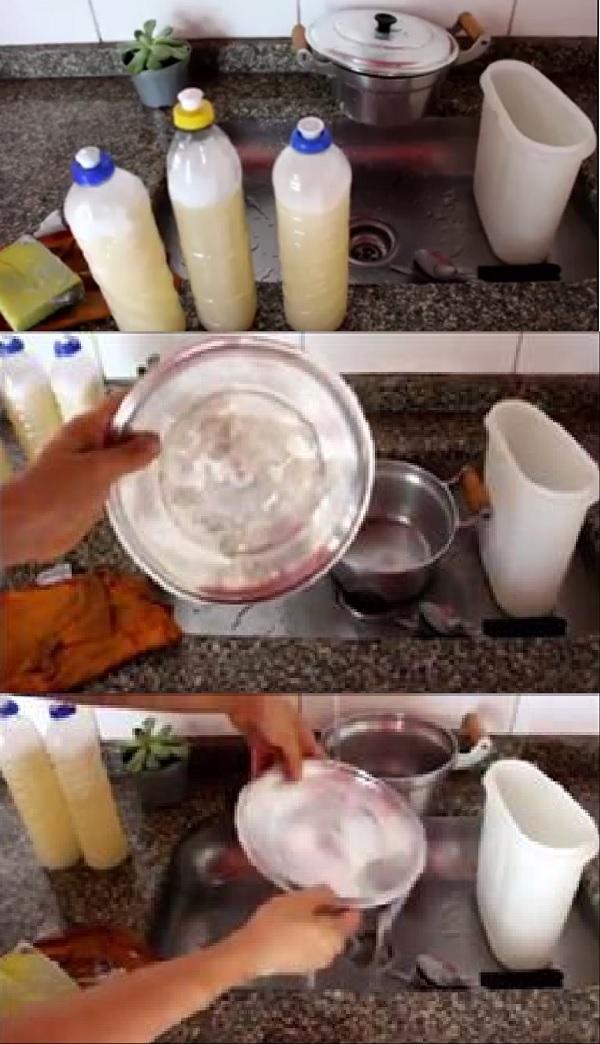 Detergente Caseiro Para Dar Brilho em Alumínio