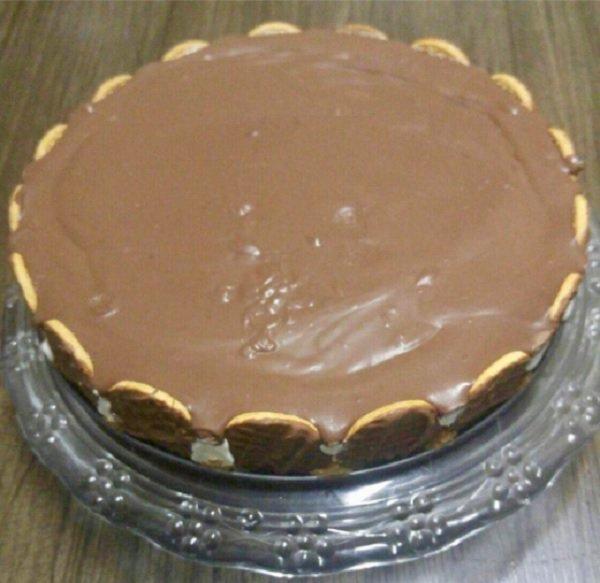 Receita de Torta Holandesa Original