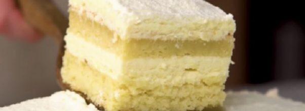 bolo de leite ninho de liquidificador
