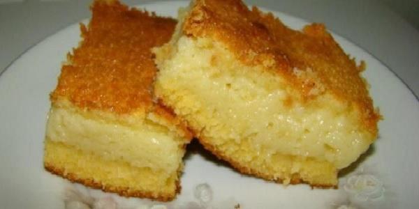 bolo de milho cremoso com queijo