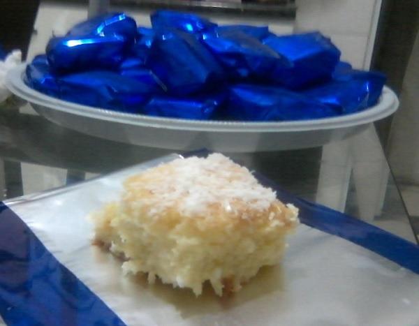 bolo gelado simples