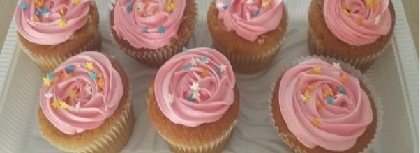 massa simples e rápida para cupcake