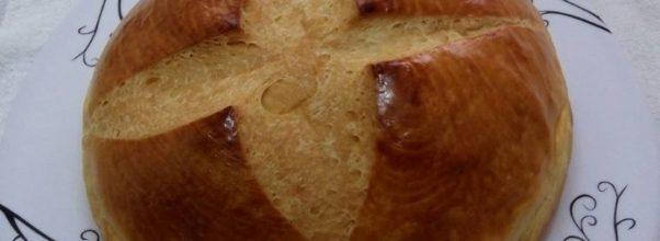 pão de leite com fermento seco