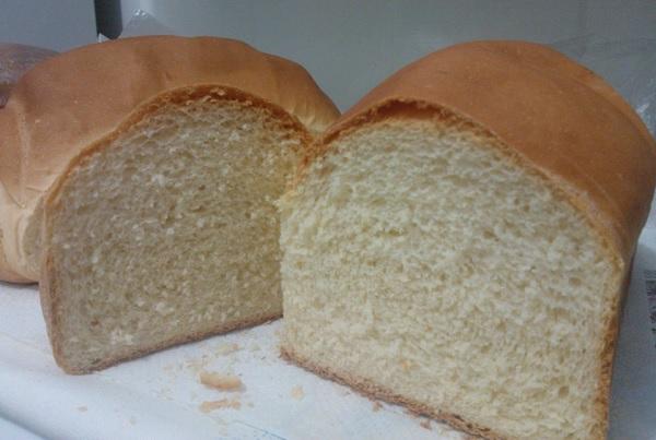 pão sovado gostoso e fofinho da vovó