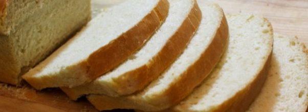 receita de pão caseiro macio