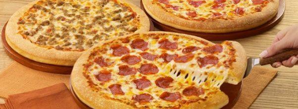 massa de pizza com fermento fresco