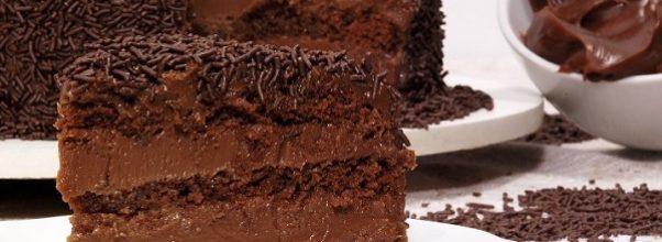 recheio de brigadeiro de nutella para bolo