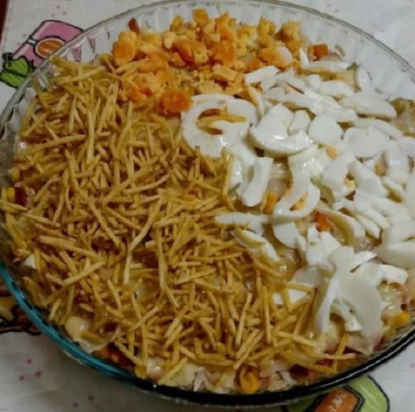 arroz de forno simples