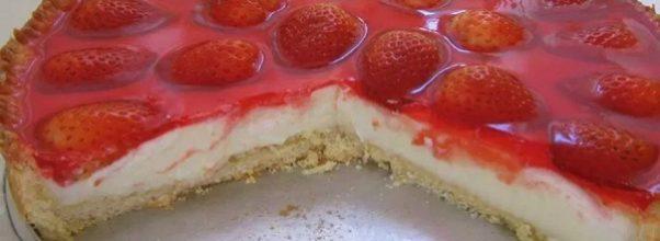 massa de torta doce
