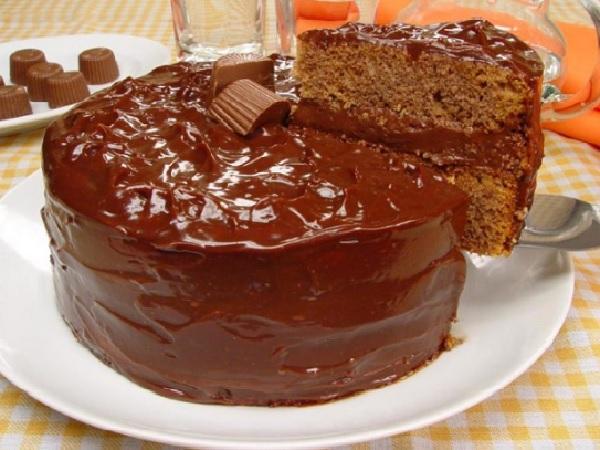 Recheio De Chocolate Alpino