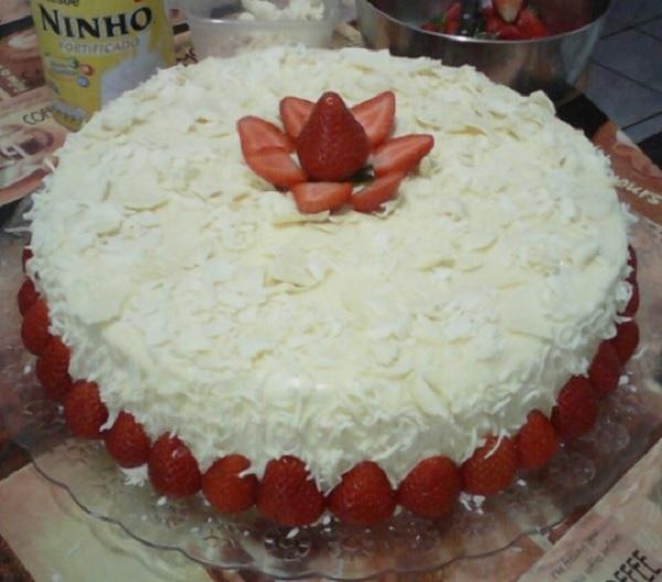 bolo para o dia das mães