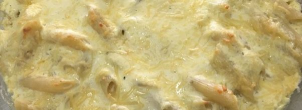 macarrão com queijo