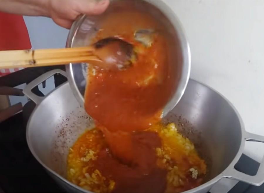 Molho De Salsicha 3